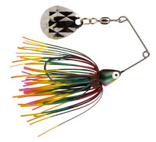 Strike King Mini-King Spinnerbaits 1/8 Oz. Bass, Walleye, Trout Fishing Lure