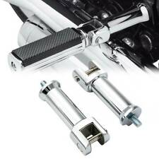 Chrome Passenger Foot Peg Support Mount Fit For Harley Softail Fat Bob 2018-2020