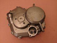 04-09 Suzuki LTZ250 Right Side Engine Crank Case Clutch Cover