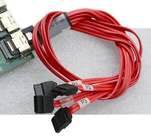 SPDS P1551AA00500-7 INTERNAL MiniSAS SFF-8087 KABEL SATA SAS RAID 9650SE-16ML
