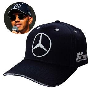 NEW MOTORSPORT F1 LEWIS HAMILTON 44 WING BASEBALL CAP FORMULA 1 ONE RACING HAT
