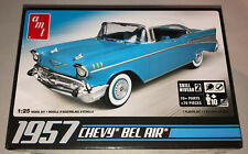 Amt 1957 Chevy Bel Air 1:25 scale model car kit 638