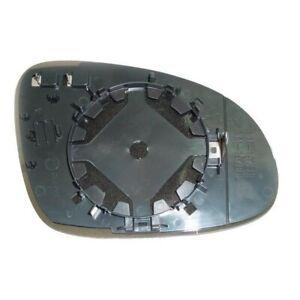 Vw Golf V Piastra specchietto termica con vetro lato guida sx