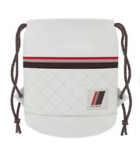Audi Sport heritage quattro Turnbeutel Beutel Zugbeutel Tasche weiß 3151900100