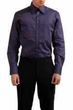 Camicie classiche da uomo multicolore a fantasia righe