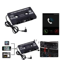 AUX 3.5mm CD Radio Car Audio Tape Cassette Adapter Deck For IPod MP3  BIN