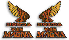 1984 Honda VF750C V45 MAGNA Decal Set Fuel Gas Tank Side Cover Decals IN STOCK