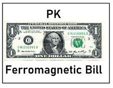 Magic Tricks: PK Ferromagnetic Bill