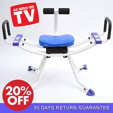 NEW AB Rocket Twist Wave Exercise Machine Sit Swing & Twist While Watching TV