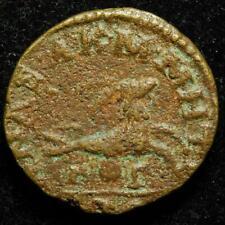 Roman Provincial, Volusian AE22 Anazarbus, Cilicia, rev. capricorn, 251-253AD