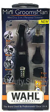 Wahl 3 in 1 Eyebrow & Moustache & Nose & Ear Battery Groomer/Trimmer 5608-512