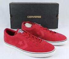 New CONVERSE ELM OX Varsity Red Stake Shoes Sneakers Men's 7.5 Women's 9 NIB