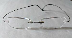 Silhouette Eyeglasses Rimless Frame Austria, featherweight!