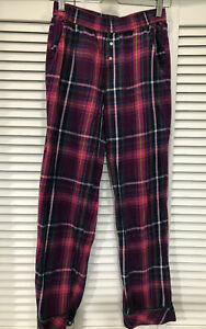 VICTORIA'S SECRET Flannel Pajama Pants Size XS