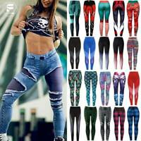FITTOO Women Yoga Fitness Leggings Wrokout Push Up Sports Pants Jogging Trousers