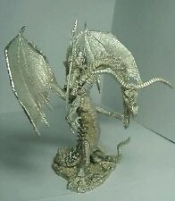 Chaos Lord riding Dragon metal casting kit new