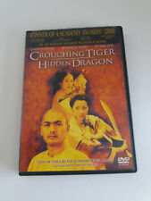 Crouching Tiger Hidden Dragon Used DVD