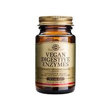 Solgar Vegan Digestive Enzymes 50 tablets Chewable Pleasant tasting