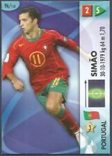 PANINI FIFA WORLD CUP-GOAAL 2006- #096-PORTUGAL-SIMAO
