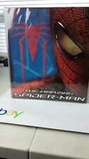 2007 Movie Spider Man 3 binder GENTLY USED