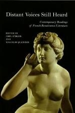 Distant Voices Still Heard: Contemporary Readings of French-ExLibrary