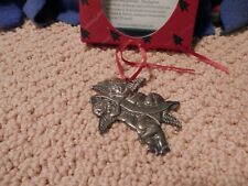 Reed and Barton Ornament - Millennium Cupids