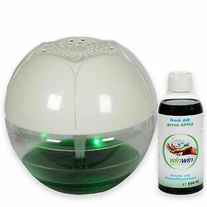 winwinCLEAN AIR BLOW INKL fresh AIR Green APPLE (geeignet für proWIN AIR Bowl)