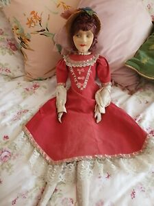 Vintage French Boudoir Doll 1920s