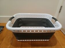 pop & load laundry basket - collapsible laundry hamper - 11 gallon (42 liter)