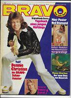BRAVO Nr.23 vom 28.5.1975 Dennie Christian, Teach In, Marius Müller-Westernhagen