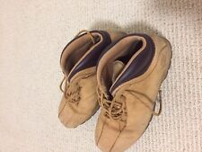 Men's Timberland Work/Snow Shoes Size 8 1/2 Camel Color