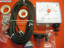 1 Capacity indicator Heating Oil tank Unitel-Set Fuel gauge Afriso Pneumatic