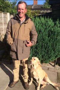 "Mens Waterproof Coat Size L (40-44"")"