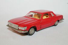 1970's Mercedes Benz Coupe, Sakura, Made in Japan, 1/43 Scale Diecast