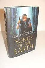 Songs of the Earth by Elspeth Cooper 1st/1st 2012 TOR Hardcover