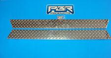 YAMAHA GOLF CART- G8-G14-G16-G19 and G22  ALUMINUM ROCKER PANELS Custom Look