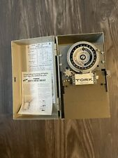 Tork Time Switch Model 7300 24 Hour Dial With Omitting Device