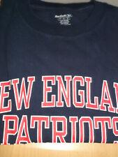 NFL Football T Shirt New England Patriots, Gr.L, gut erhalten