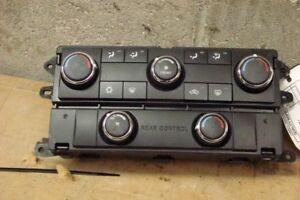 Temperature Control AC Front Dash Manual Control Fits 08-10 CARAVAN 86940