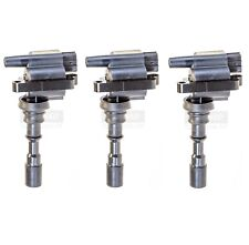 Set of 3 Denso Direct Ignition Coils for Hyundai XG300 XG350 Kia Sedona V6