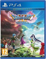 Dragon Quest XI 11 ecos de una evasiva Edad Edición Luz PS4 Nuevo Sellado
