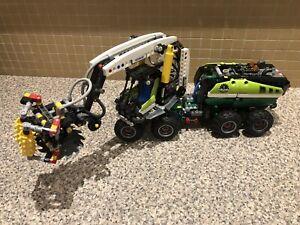 Lego Technic Farm 42080 Forest Machine