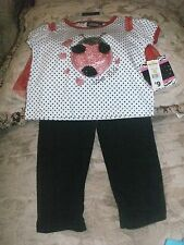 GIRL'S 2 PC OUTFIT
