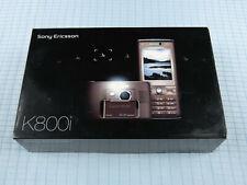 Sony Ericsson K800i Allure Brown! Gebraucht! Ohne Simlock! TOP ZUSTAND! OVP!