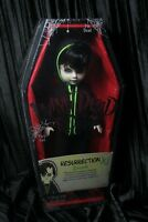 Living Dead Dolls Isaiah Resurrection Series 11 Res LDD SDCC Doll New sullenToys
