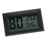 Digital LCD Thermometer Hygrometer Humidity Temperature Meter Indoor Tester
