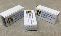 SQUARE D B1.03 (LOT OF 3) THERMAL OVERLOAD RELAY UNIT B1.03 *NEW*