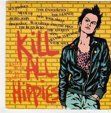 (FG61) Kill All Hippies, 14 tracks various artists - 2001 CD