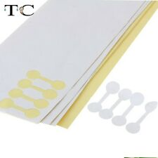 400pcs Adhesive Ring Jewellery Sticky Retail Price Label Display Tags Stickers