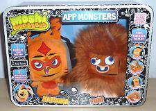Moshi Monsters mostri App iPhone iPod interattivo gioco soft toys
